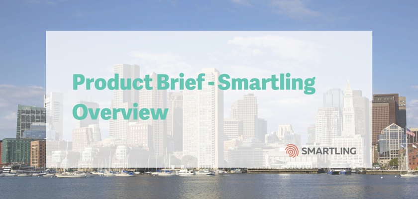 Product Brief - Smartling Overview
