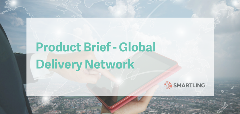 Product Brief - Global Delivery Network