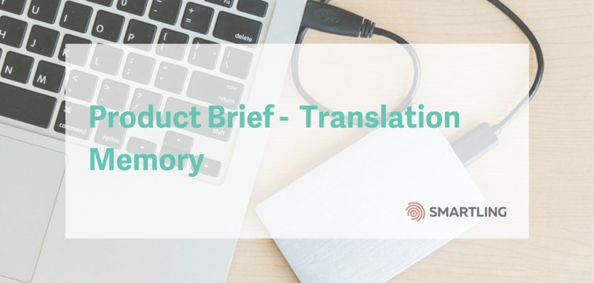 Product Brief - Translation Memory