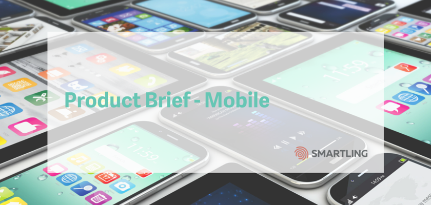 Product Brief - Mobile