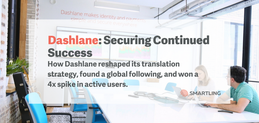 Dashlane: Success Story