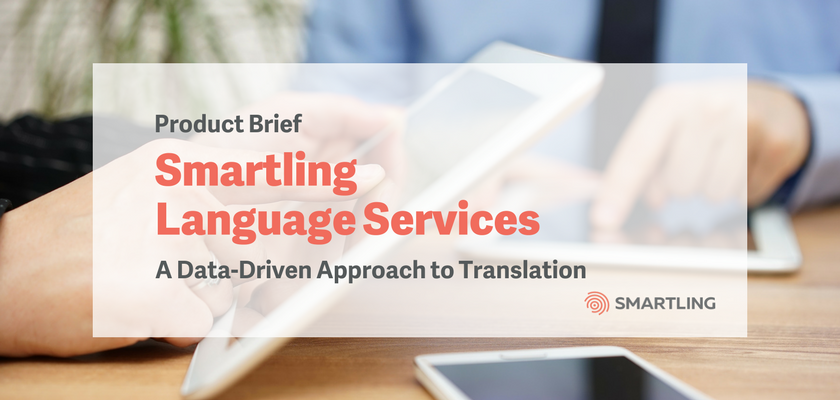 Smartling - Language Services Brief