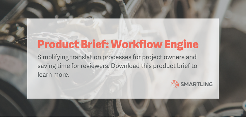 Product Brief: Workflow Engine