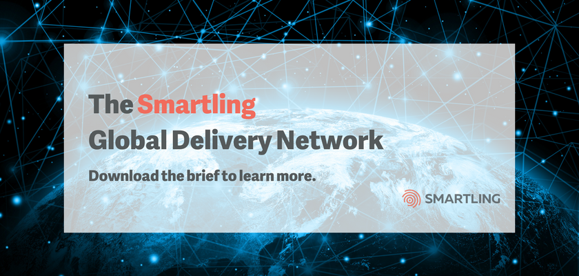 Smartling Global Delivery Network