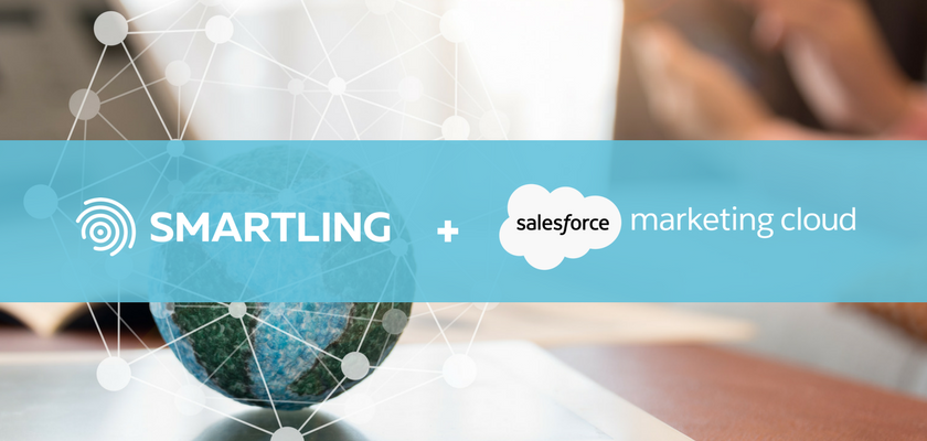 Smartling Salesforce Marketing Cloud Overview Brief