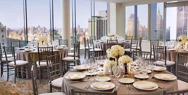 Top Hotel Rooftops For A New York City Wedding If Your Client Has Expressed Interest In Reception