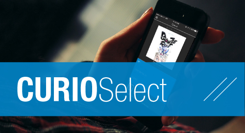 PlayNetwork CURIOSelect iOS App