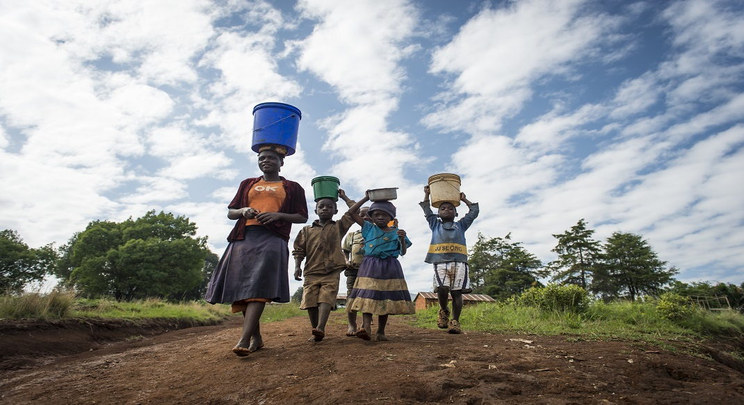 Water Mission: Peer-to-Peer Fundraising Breaks through the Global Water Crisis