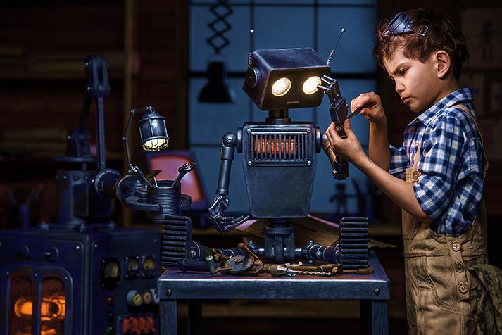 boy_building_robot