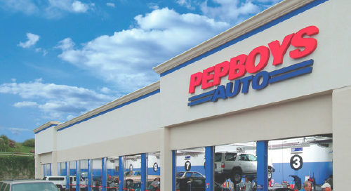 Pep Boys Case Study