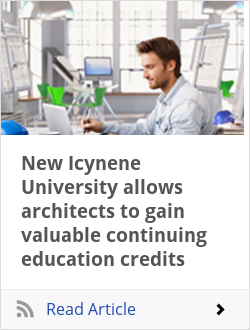 New Icynene University allows architects to gain valuable continuing education credits