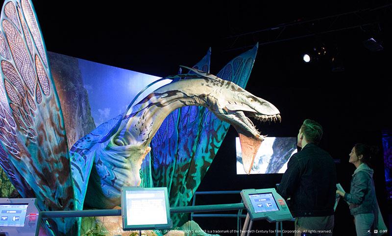 Avatar-Discover-Pandora-Exhibition in Thailand