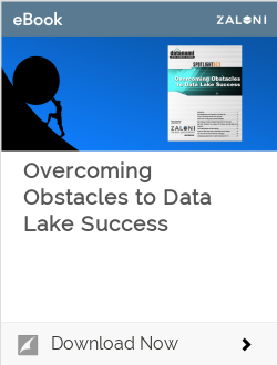 Overcoming Obstacles to Data Lake Success