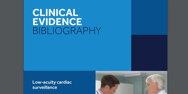 Low Acuity Cardiac Surveillance