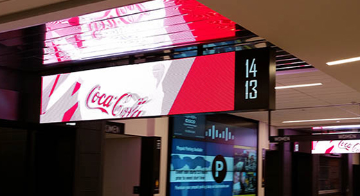 Integrating Wayfinding With High-Impact Advertising