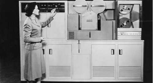 A walk down memory lane with 1950s computing