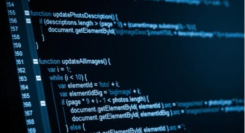 Software programming language up close