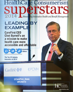 IHC Superstar Award Magazine for 2014