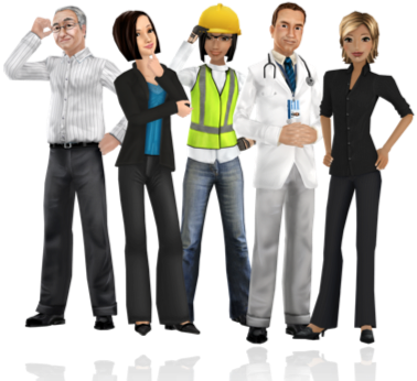 CodeBaby eLearning Characters