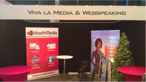 WebSpeaking booth No. A07 at attending WebWinkel Vakdagen
