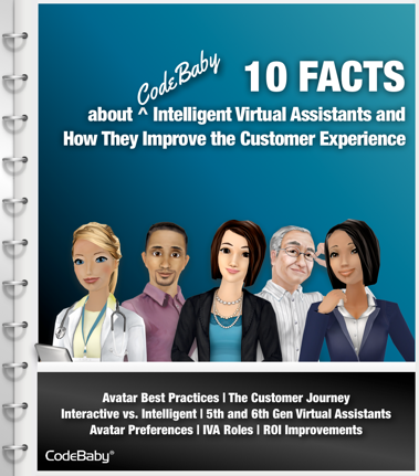 10 Facts about CodeBaby Intelligent Virtual Assistants eBook
