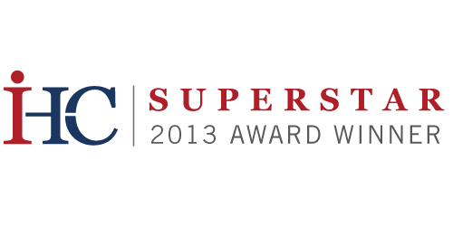 IHC Superstar Award Winner!