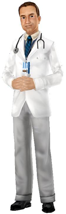 CodeBaby Interactive Virtual Assistant Doctor