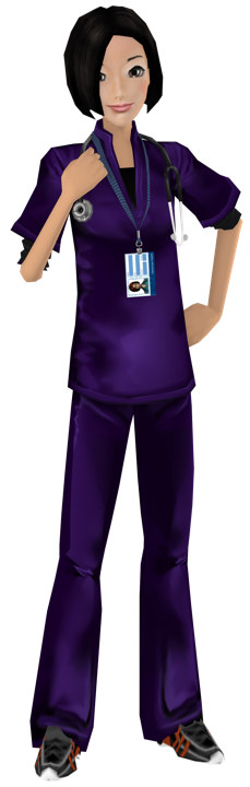 CodeBaby Interactive Virtual Assistant Nurse