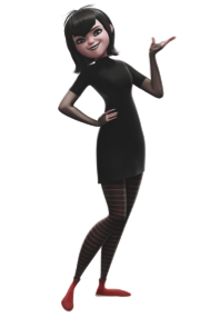 Mavis (Selena Gomez) in HOTEL TRANSYLVANIA, an animated comedy by Sony Pictures Animation.