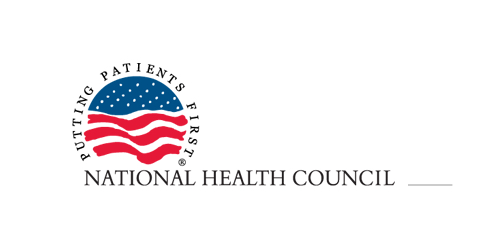 National Health Council Logo