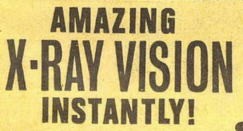Amazing Xray Vision