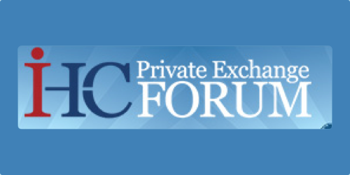 IHC Private Exchange Forum Baltimore 2016