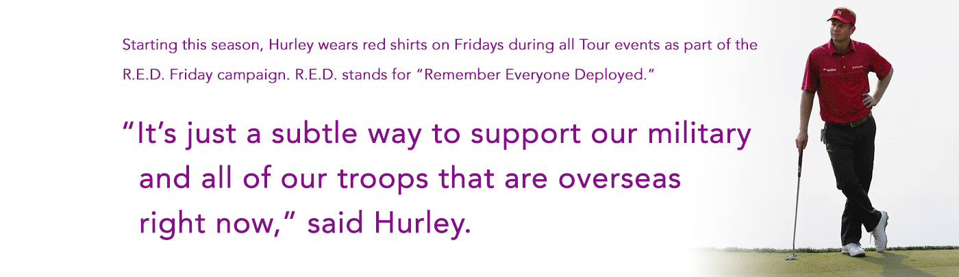 R.E.D. Friday campaign, Remember Everyone Deployed