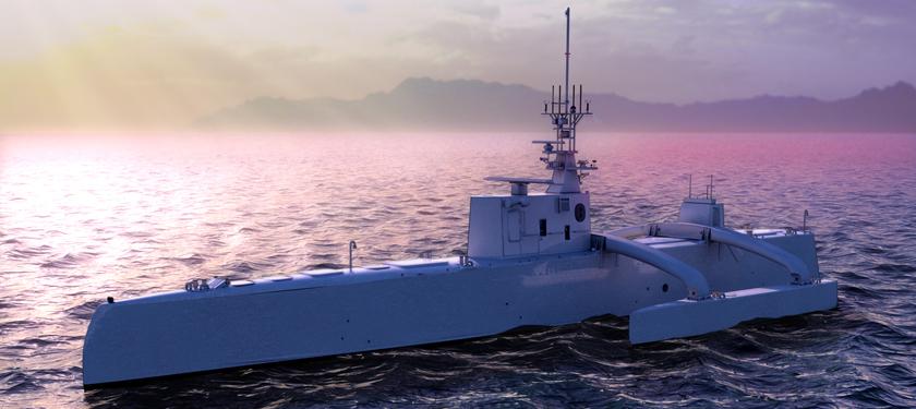 unmanned submarine