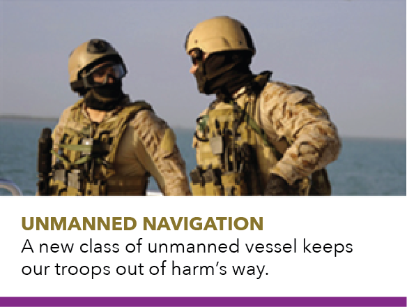 Unmanned Navigation