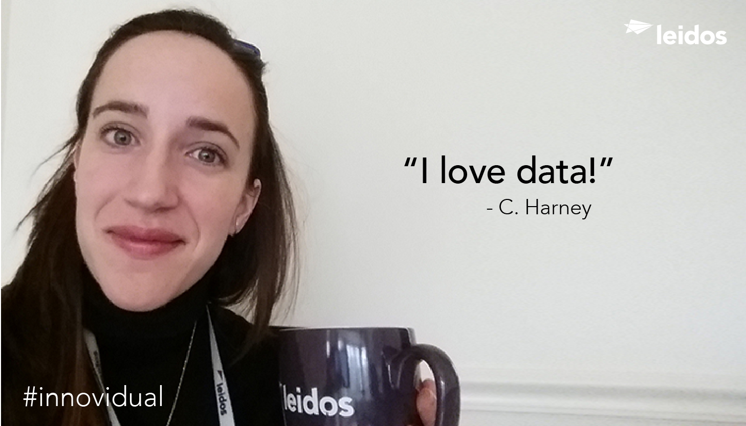 Chris Harney is a data systems engineer