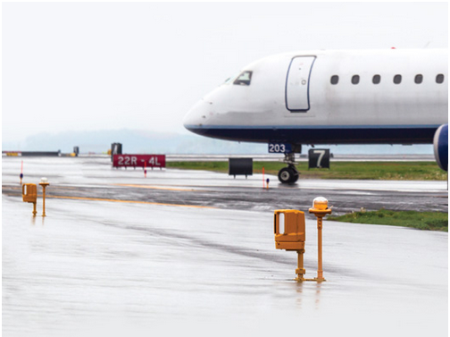 Varec's FODD system surveils airport runways for debris