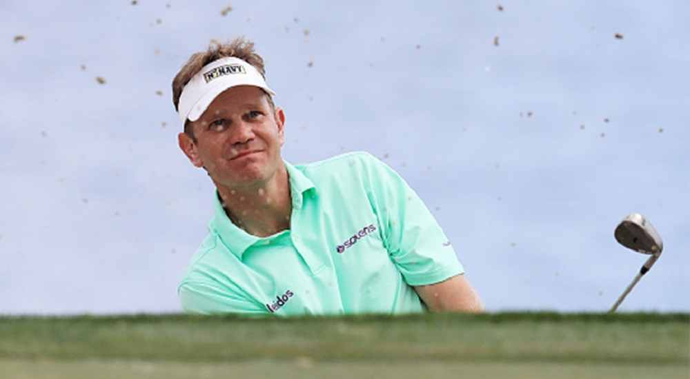 PGA golfer Billy Hurley