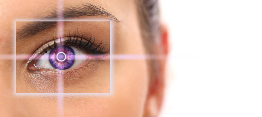 eyeball and biometrics