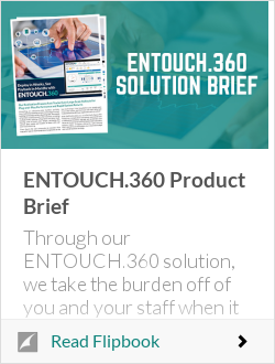 ENTOUCH.360 Product Brief