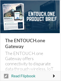 ENTOUCH.one Gateway Product Brief