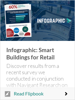 Infographic: Smart Buildings for Retail