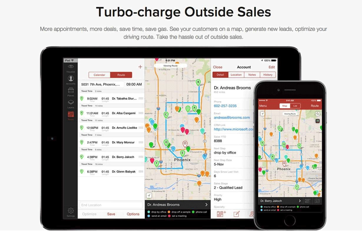 turbo charge outside sales