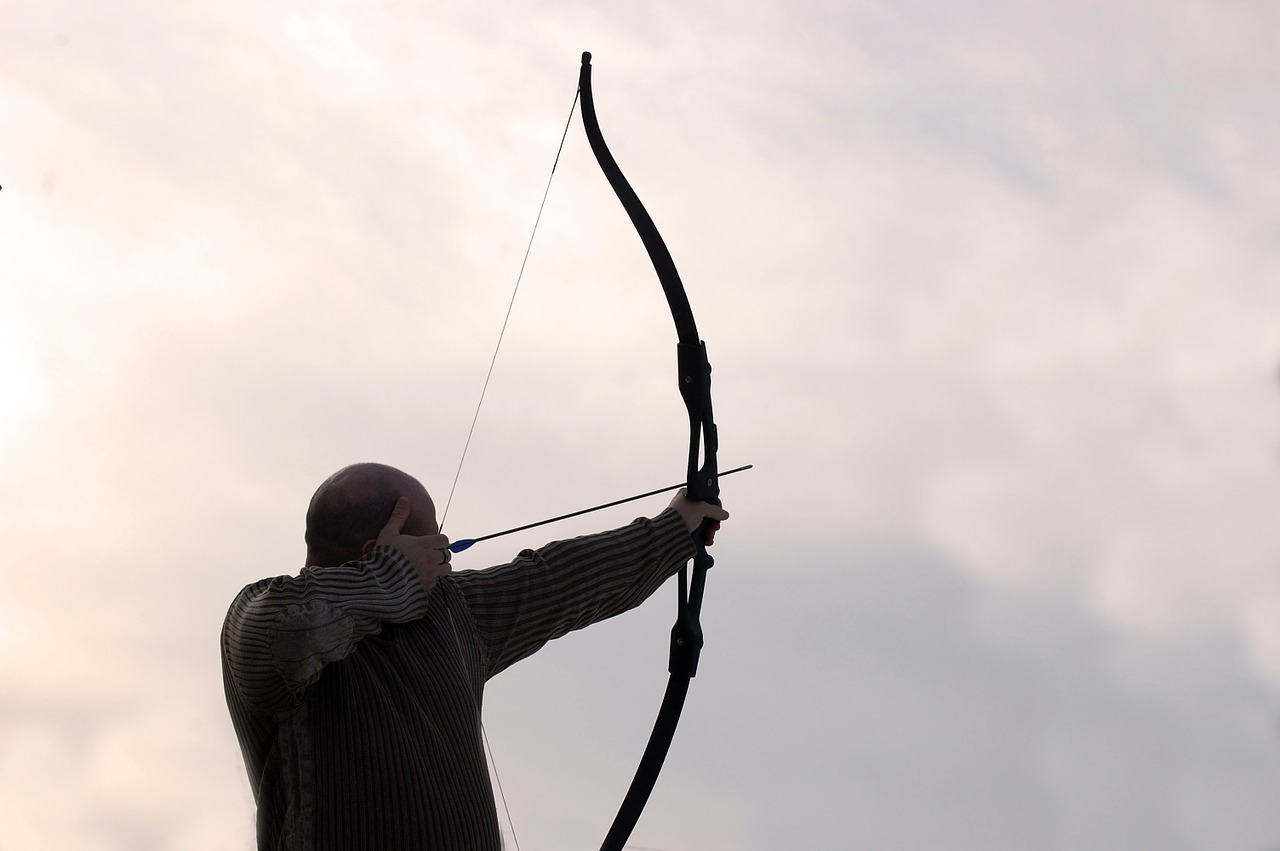 aim high archery