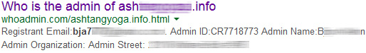 Who is Admin