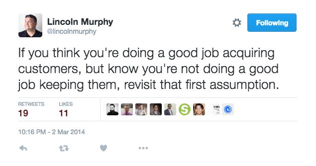 Lincoln Murphy Twitter