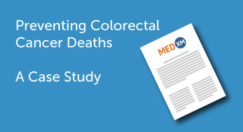 Preventing Colorectal Cancer Death, a Case Study