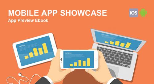 Mobile App Showcase: Preview 24 Apps [EBOOK]