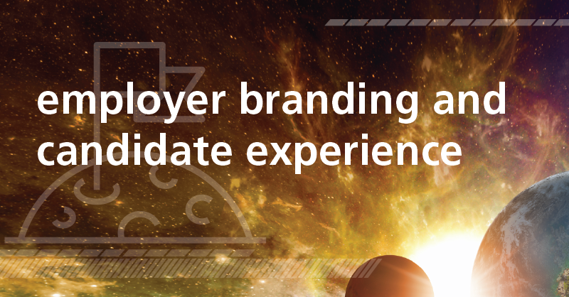 the trends: employer branding and candidate experience