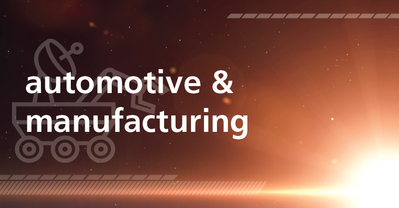 automotive & manufacturing in focus: robotics adoption grows